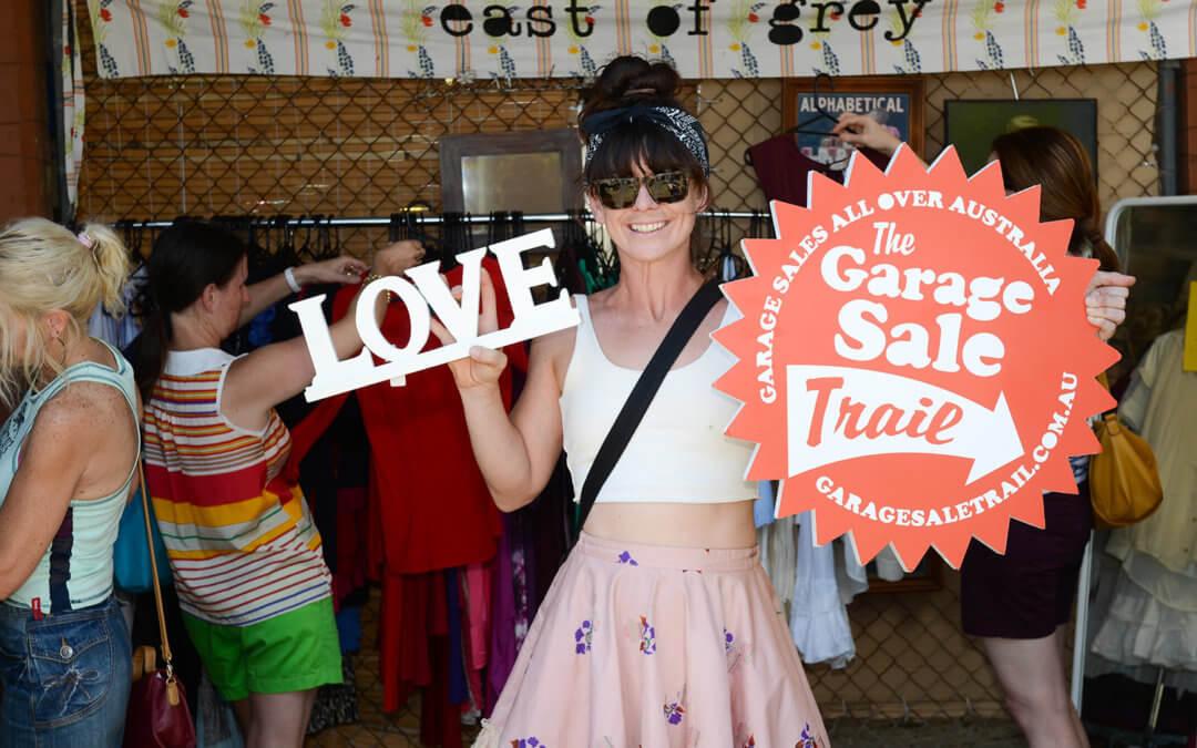 Garage Sale Trail is this Weekend
