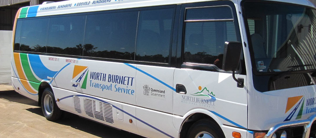 Disruption to North Burnett Transport Service – 18-10-17