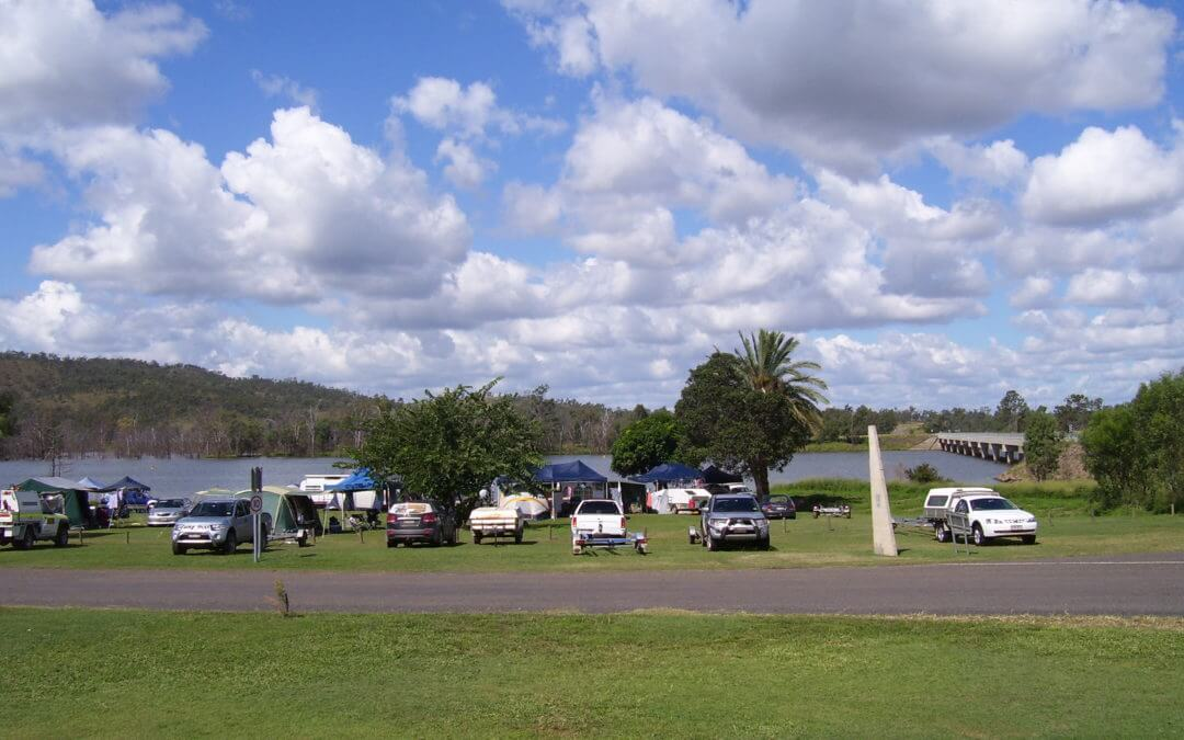 Management Agreement – Mingo Crossing Caravan Park and Recreational Area