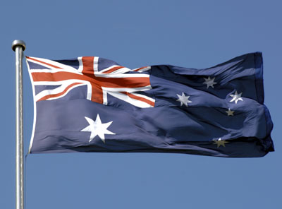 North Burnett Regional Council celebrates Australian National Flag Day