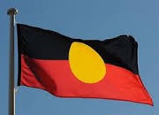 Indigenous flag flies proudly in Gayndah