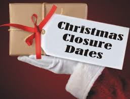 North Burnett Regional Council Christmas Closures