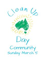(28-02-17) Clean Up Australia Day – Save the Date – Sunday, 5th March