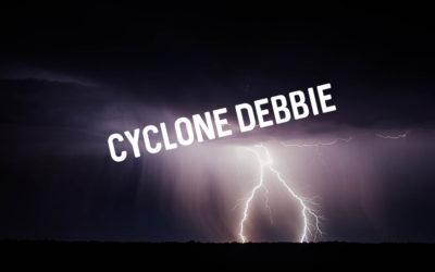 (31-03-17) Ex Tropical Cyclone Debbie Update