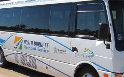 North Burnett Transport Service to Resume Full Service Effective Tuesday, 9 June 2020