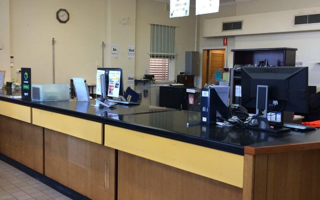 (31-05-17) Mundubbera Customer Service Centre to be revamped