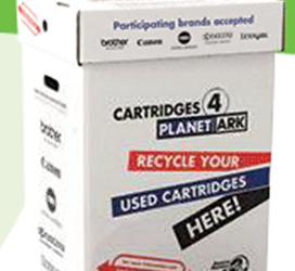 Cartridges 4 Planet Ark