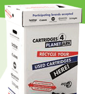 Cartridges 4 Planet Ark