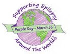 North Burnett Regional Council  supports Purple Day on 26 March