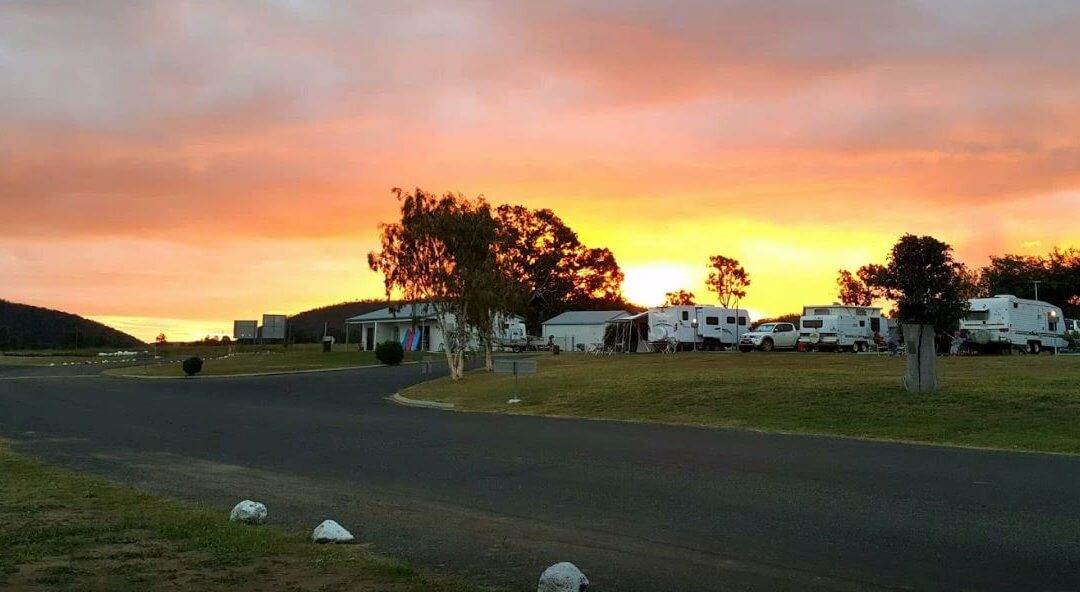 Mingo Crossing Caravan Park & Recreational Area business as usual