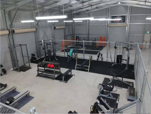 North Burnett Community Fitness Centre (Eidsvold)  Ready to Rock