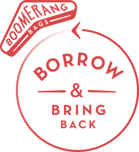 Boomerang Bags – An alternative to plastic bags!