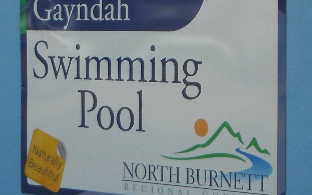 Work to commence at Gayndah Swimming Pool