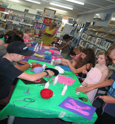 Biggenden - School Holiday Craft group