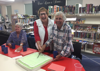 Biggenden - Seniors Week Book Bingo