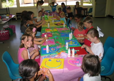 Gayndah - School holiday craft group