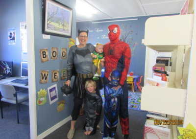 Mt Perry Book Week 2018