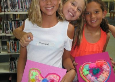 Mundubbera - School Holiday Wool Art workshop