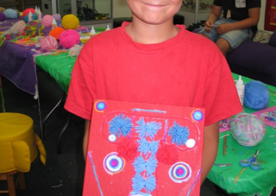 Mundubbera - School Holiday craft