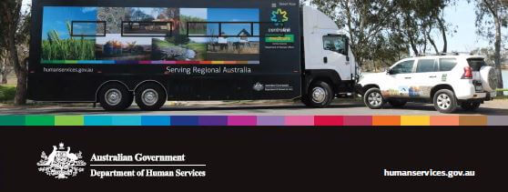 Australian Government Mobile Office to visit North Burnett