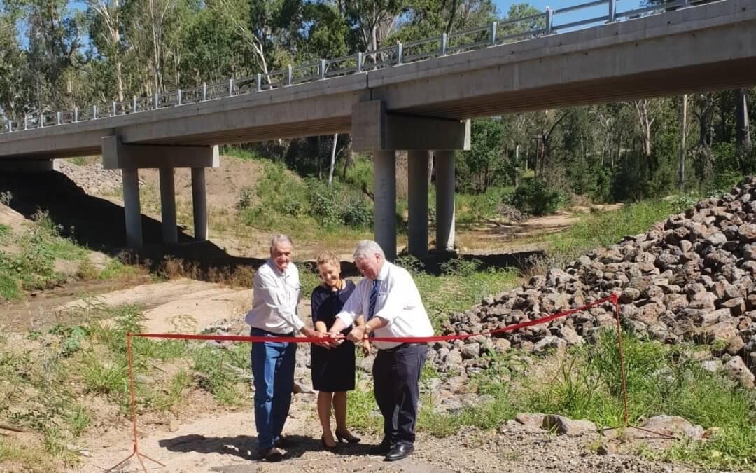 New Deep Creek Bridge opens