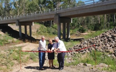 New Deep Creek Bridge opens