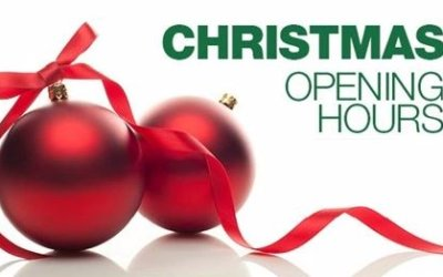 Christmas Hours of Operation – Waste Management Facilities