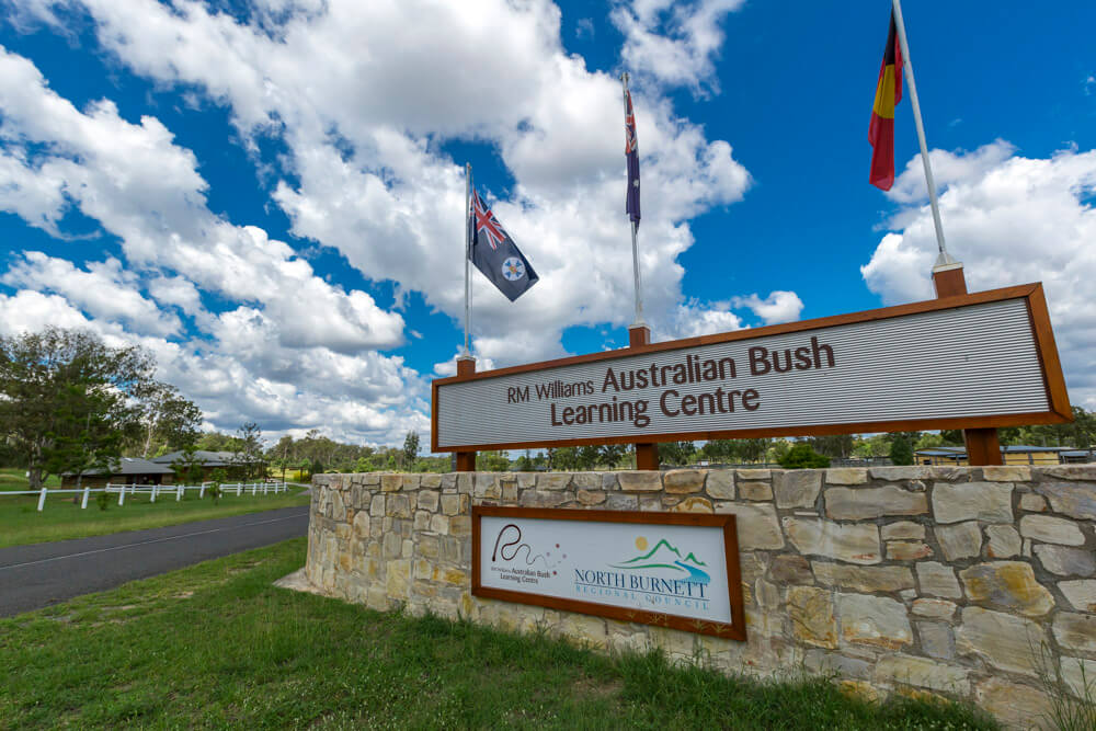 Irrigation work to commence at the  RM Williams Australian Bush Learning Centre