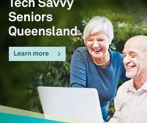 Seniors, get tech savvy