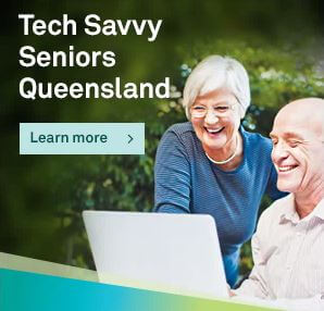 Seniors, get tech savvy