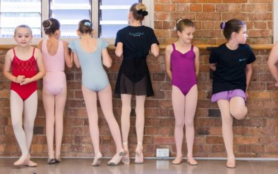 Ballet Brings Creative Opportunity to Gayndah and Mundubbera