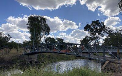 Community Update:  Footbridge Eidsvold