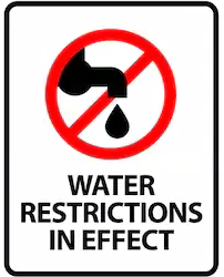 Level two (2) water restrictions for Biggenden & Mt Perry