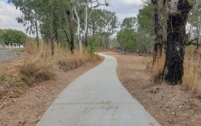 Cycle Away on Mount Perry's New Cycleway!
