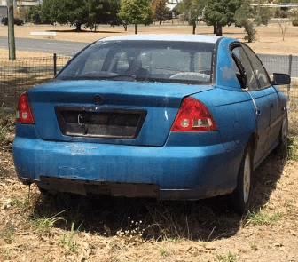 Sale of Abandoned Holden Commodore – Tender Number 2901_2019-20_QTB_13