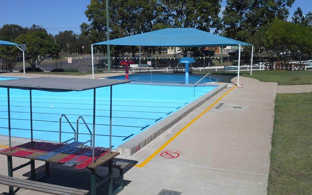 Operation of Eidsvold Swimming Pool