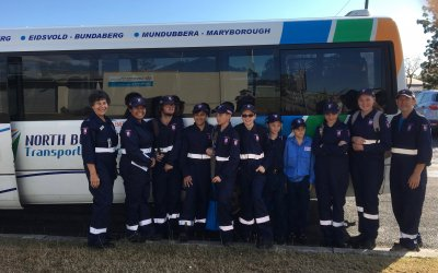 North Burnett Transport Service  Not-For-Profit Sponsorship