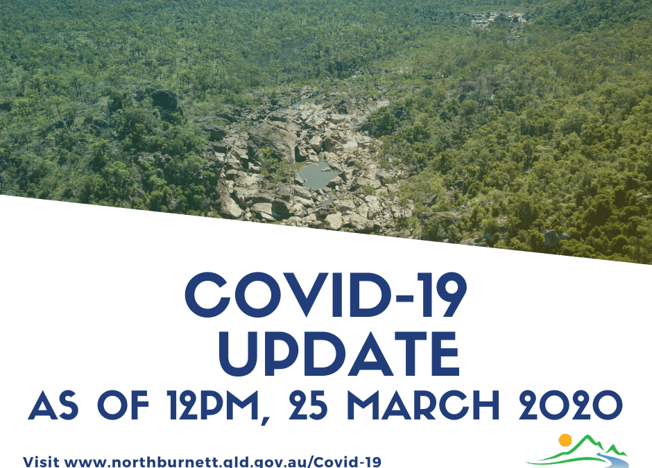 COVID-19 Update – Changes to Council Services