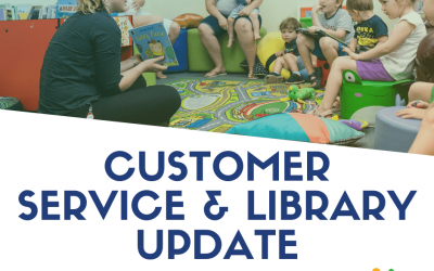 Customer Service Centres & Libraries
