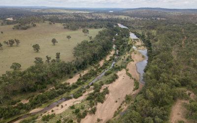 Ross Crossing Rd- Burnett River Crossing Closure, Eidsvold