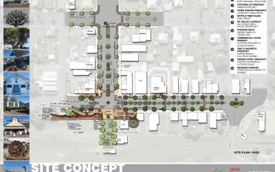 Biggenden Streetscape Concept Plan