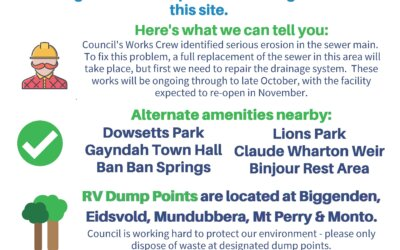 Zonhoven Amenities and RV Dump Point Update