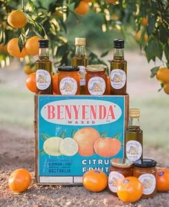 Citrus Gold Preserves