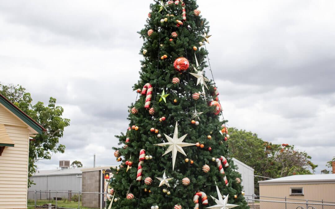 NBRC Christmas Closures