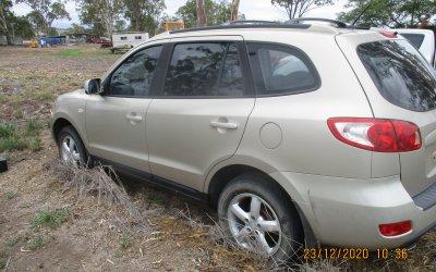 Hyundai Santa Fe – 2901_2020-21_QTB_35 – Vehicle Tender Notice
