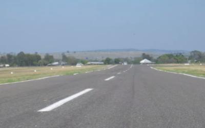 Avgas unavailable at Gayndah Aerodrome