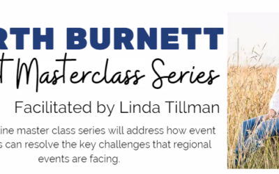 North Burnett Events Masterclass Series