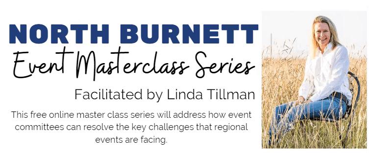 North Burnett Events Masterclass Series