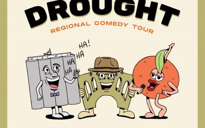 Bugger The Drought Regional Comedy Tour