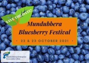 Mundubbera Bluesberry Festival